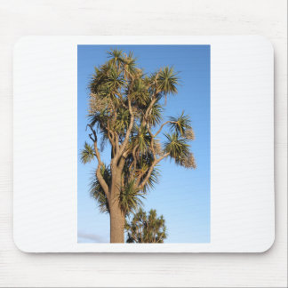 Cabbage tree summertime New Zealand Mouse Pad