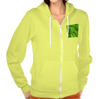 cabbage hooded pullovers