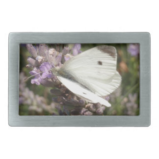 Cabbage White Butterfly Belt Buckles