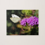 Cabbage White Butterfly Puzzle