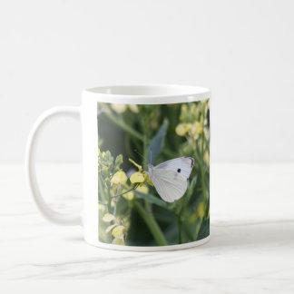 Cabbage White Coffee Mug