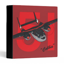 Cabbie Character Art Binder