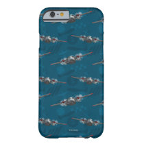 Cabbie Pattern Barely There iPhone 6 Case