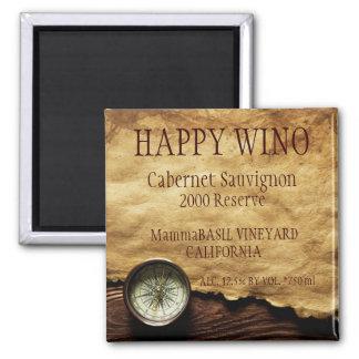Cabernet Sauvignon Magnet! Magnet
