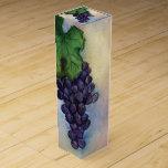 Cabernet Sauvignon Red Wine Grapes Custom Gift Box Wine Gift Boxes