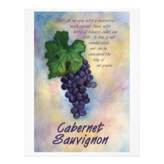 Cabernet Sauvignon Wine Flyer
