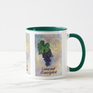 Cabernet Sauvignon Wine Mug