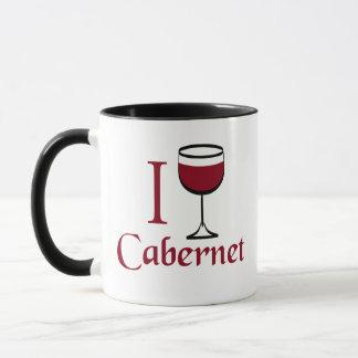 Cabernet Wine Lover Gifts Mug