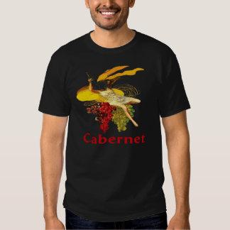 Cabernet Wine Maid Tee Shirt