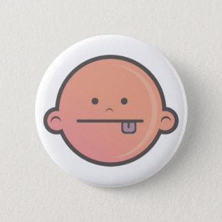 cabeza2 pinback button