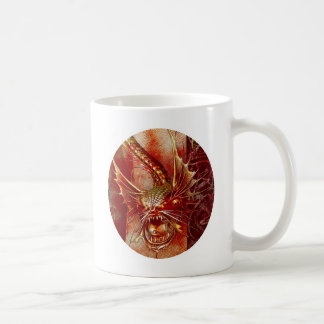 Cabeza 1 del dragón taza clásica