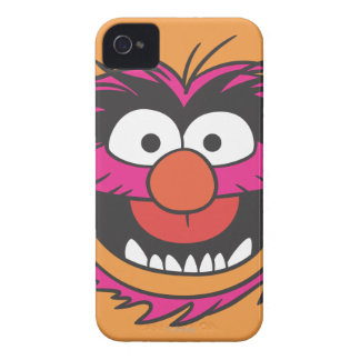 Cabeza animal iPhone 4 Case-Mate protectores