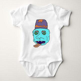Cabeza azul de Gremlin Body Para Bebé