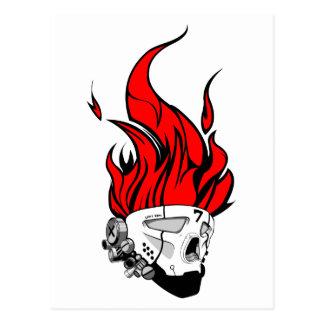 cabeza caliente postal
