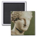 Cabeza de Artemis Imán