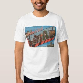 Cabeza de Brian, Utah - escenas grandes de la Camisas