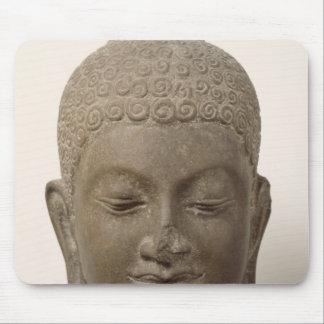Cabeza de Buda, de la cuba Romlok Alfombrilla De Raton