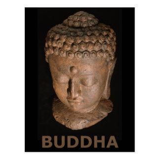 Cabeza de Buda Postales