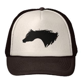 Cabeza de caballo árabe gorra