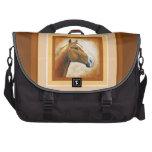 cabeza de caballo bolsas para portatil