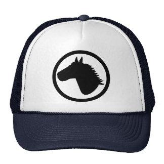 Cabeza de caballo gorras