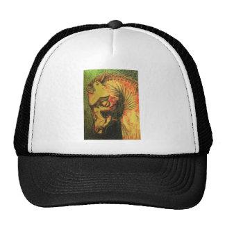 cabeza de caballo persa antigua gorras
