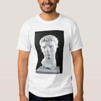 Cabeza de César Augustus Remeras
