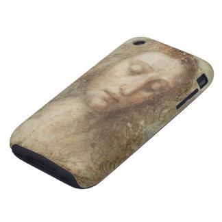 Cabeza de Cristo por daVinci Carcasa Resistente Para iPhone