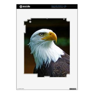 Cabeza de Eagle calvo Skin Para El iPad 2