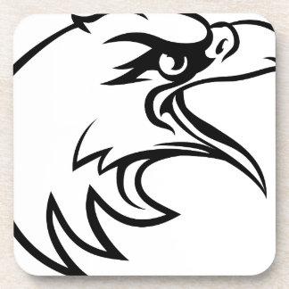 Cabeza de Eagle del lado Posavaso