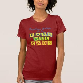 Cabeza de la Casa del Caos T-Shirt
