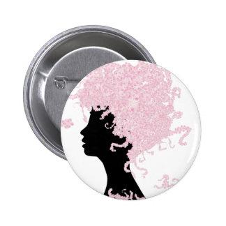 Cabeza de la flor de cerezo pin