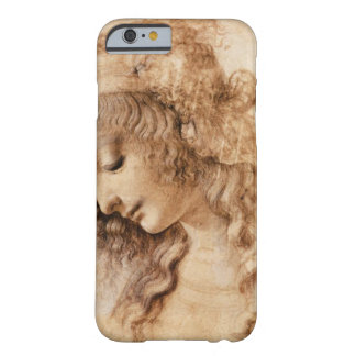 Cabeza de la mujer de Leonardo Funda Barely There iPhone 6