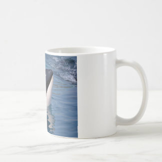 Cabeza de la orca taza de café