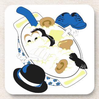 Cabeza de la patata de Mashter (y su cubo de pieza Posavasos De Bebidas