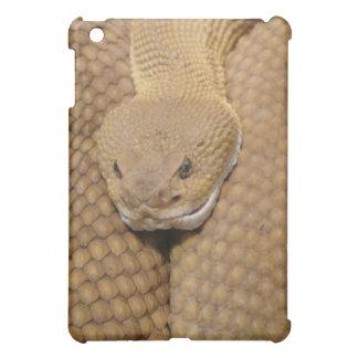 Cabeza de la serpiente de cascabel