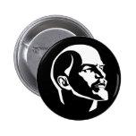 Cabeza de Lenin Pin