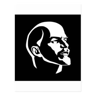 Cabeza de Lenin Tarjetas Postales