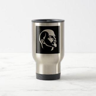 Cabeza de Lenin Tazas De Café