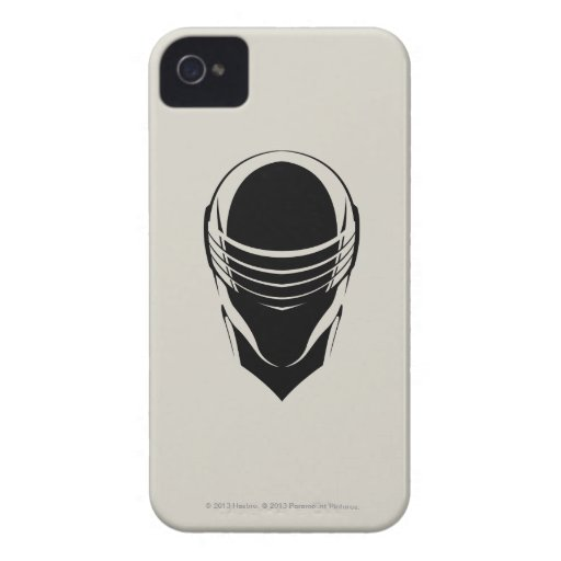 Cabeza de los ojos de serpiente Case-Mate iPhone 4 protectores