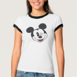 Cabeza de Mickey Mouse Playera