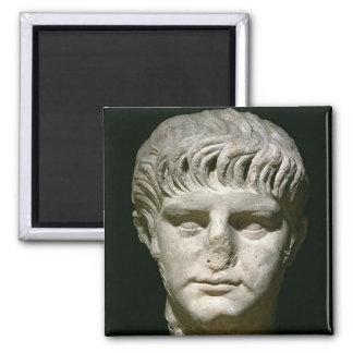 Cabeza de Nero Imán Cuadrado