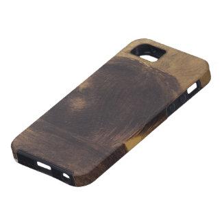 Cabeza de Odilon Redon- de Orfeo en el agua iPhone 5 Coberturas