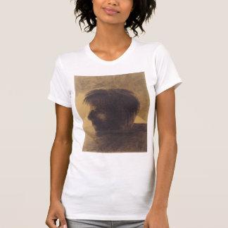 Cabeza de Odilon Redon- de Orfeo en el agua Camisetas