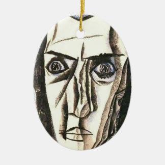 Cabeza de Pavel Filonov- Adornos