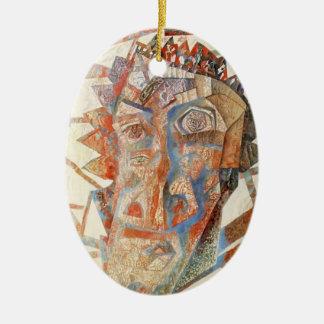 Cabeza de Pavel Filonov- Ornamentos De Reyes