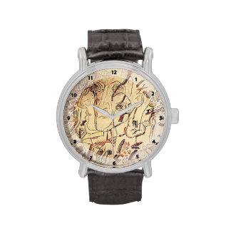 Cabeza de Pavel Filonov- Relojes