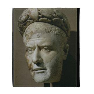 Cabeza de Philip el emperador árabe, romano (244-2