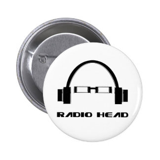 Cabeza de radio pins