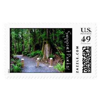 Cabeza de rastro timbres postales